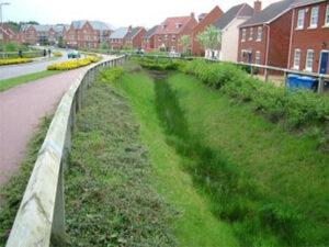 road side drainage